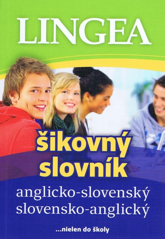Anglicko-slovenský, slovensko-anglický šikovný slovník – 4. vydanie