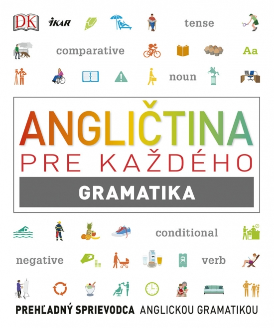Angličtina pre každého - Gramatika - Kolektív