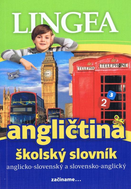 Angličtina - školský slovník - Kolektív