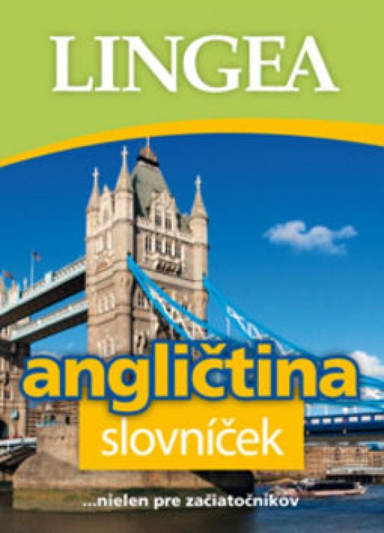 Angličtina slovníček - 2. vydanie