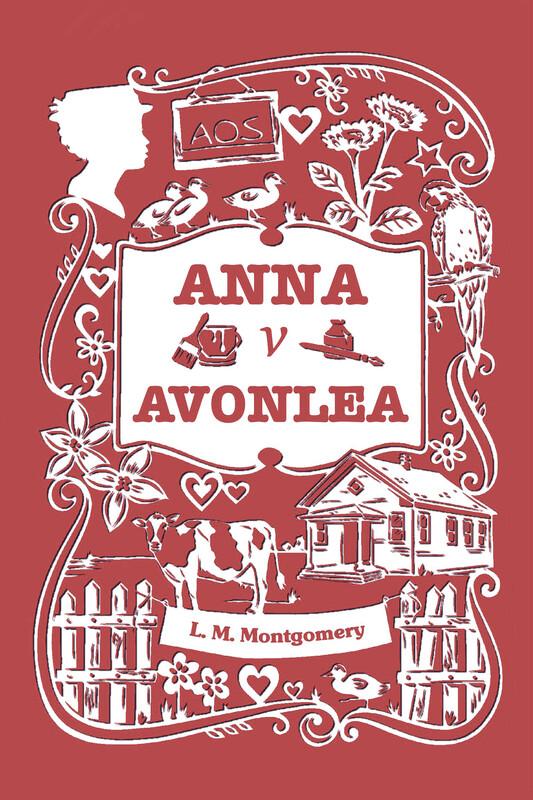 Anna v Avonlea - Lucy Maud Montgomery