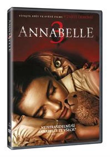 Annabelle 3 DVD