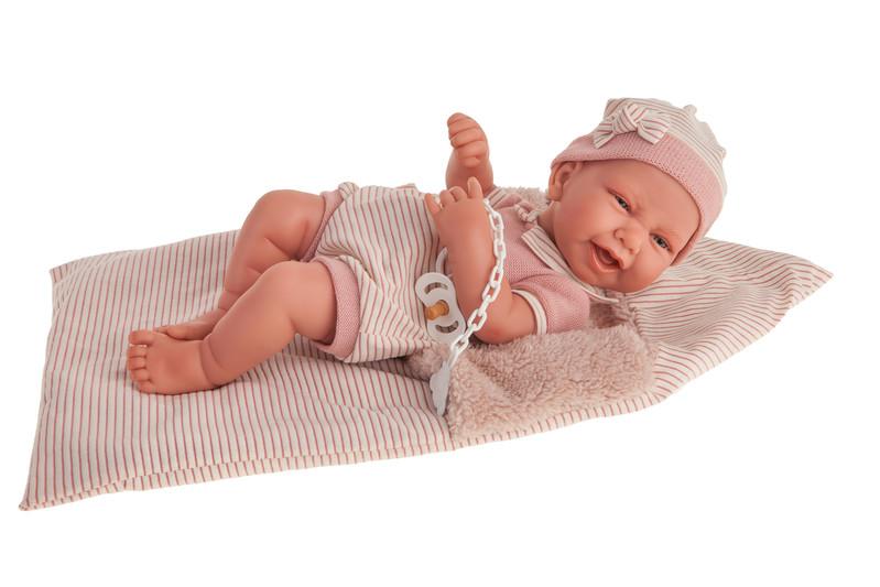 ANTONIO JUAN - 5081 CARLA - realistická bábika - bábätko 42 cm