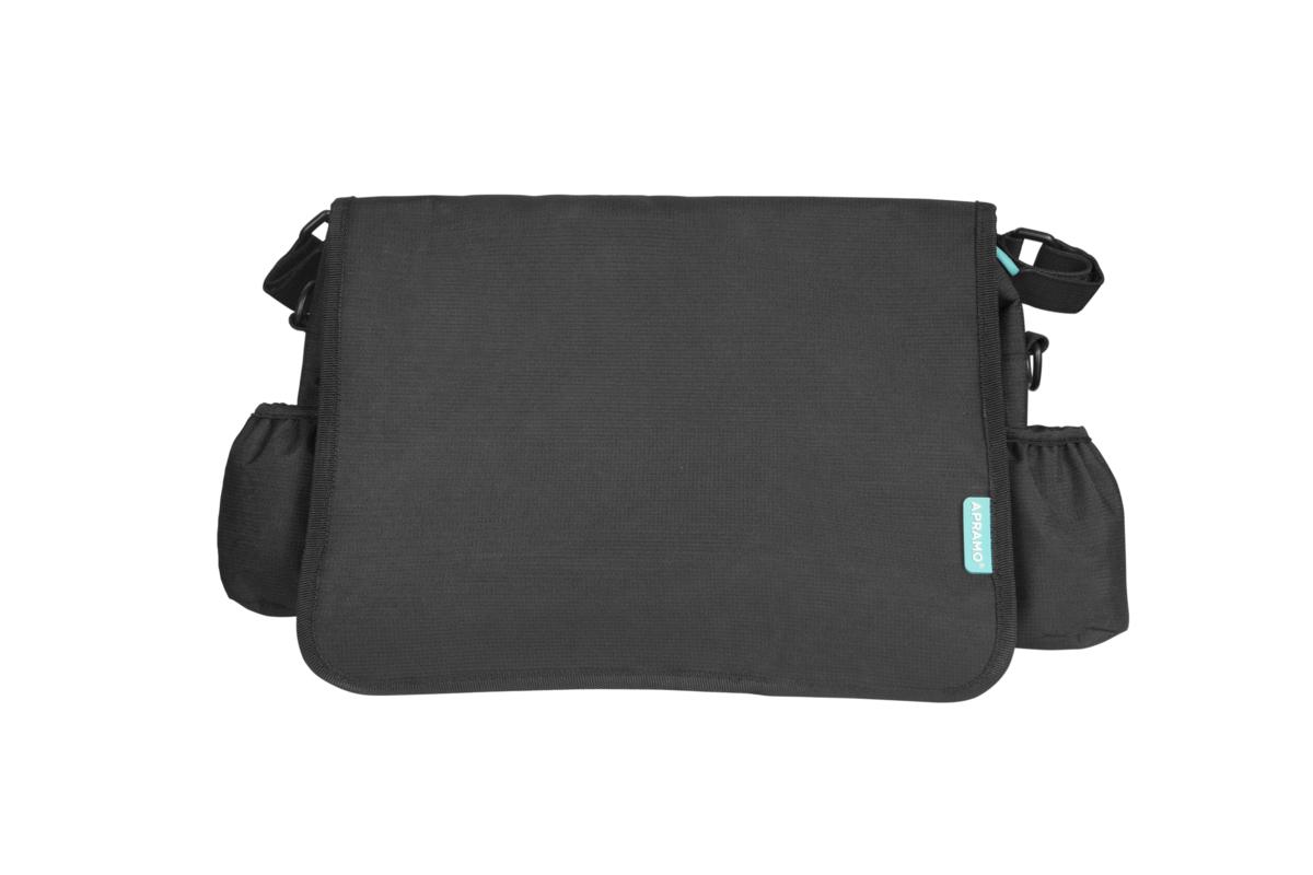 APRAMO - Organizér na autosedadlo Multi Pockets Black