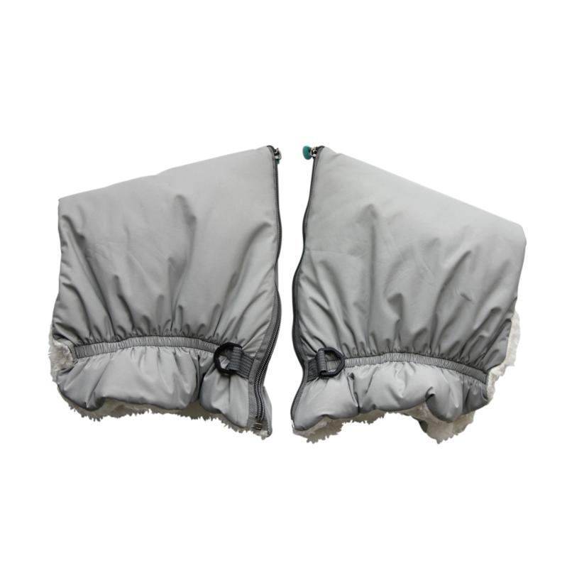 APRAMO - Rukavice na kočík Grey