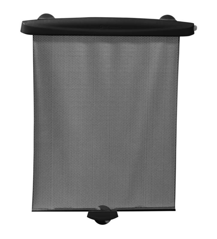APRAMO - Slnečná roleta do auta i-shade Black