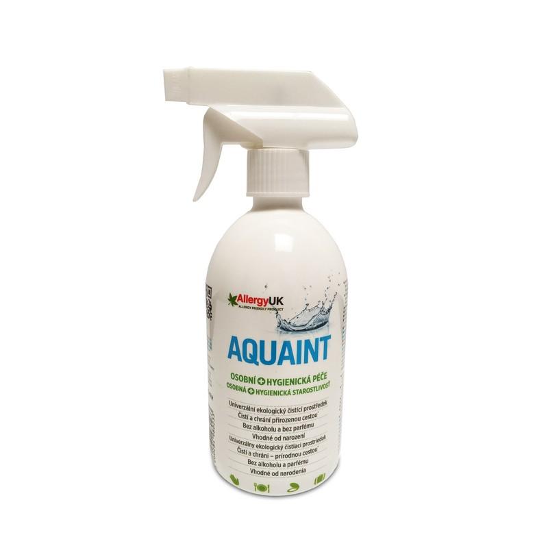 AQUAINT - Aquaint 100% ekologická čistiaca voda 500 ml
