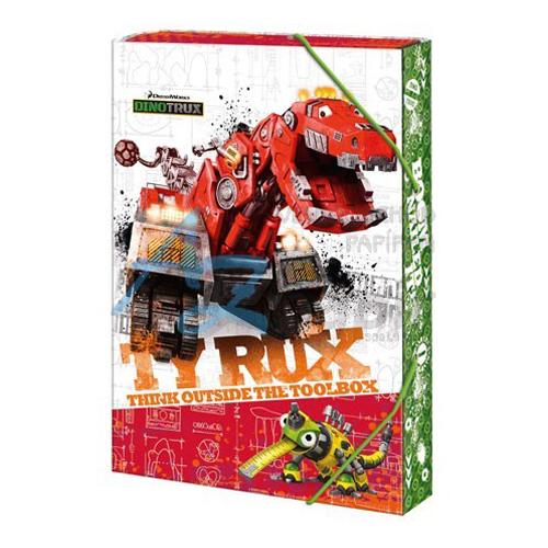 ARGUS - Box na zošity A4 Dinotrux