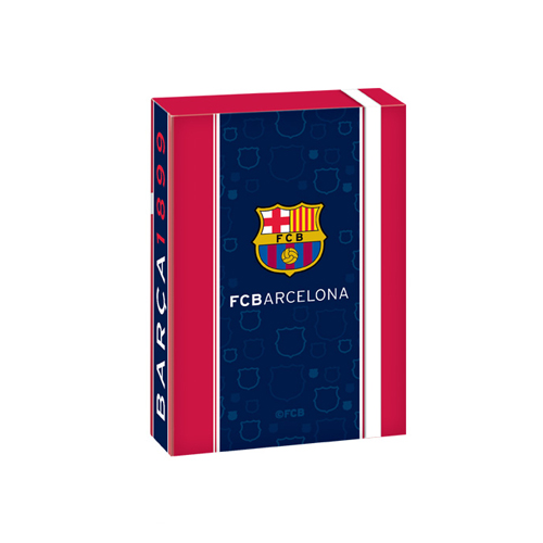 ARSUNA - Box na zošity A5 FC Barcelona