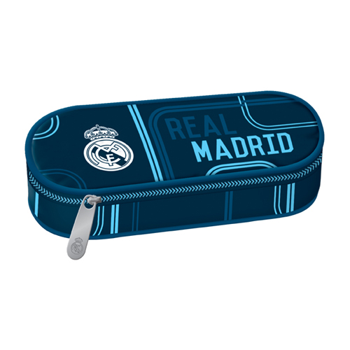 ARSUNA - Puzdro na ceruzky - oválne Real Madrid
