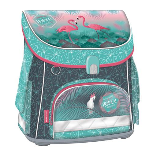 ARSUNA - Školská taška Flamingo19