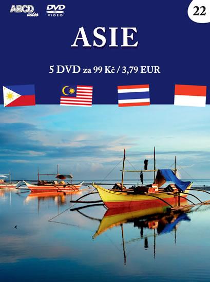 Asie - 5 DVD