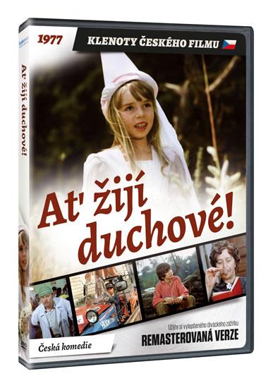 Ať žijí duchové! DVD (remasterovaná verz