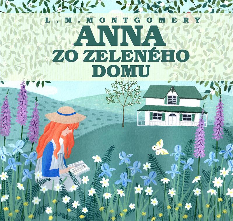 Audiokniha Anna zo Zeleného domu - Lucy Maud Montgomery