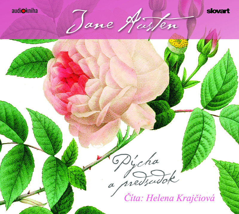 Audiokniha Pýcha a predsudok - Jane Austen