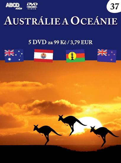 Austrálie a Oceánie - 5 DVD