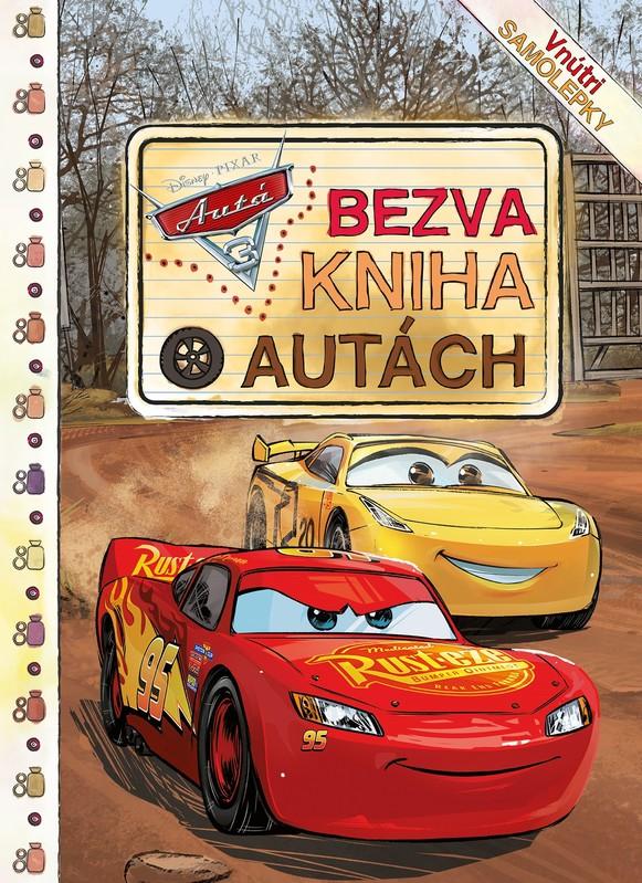 Autá 3 - Bezva kniha o autách