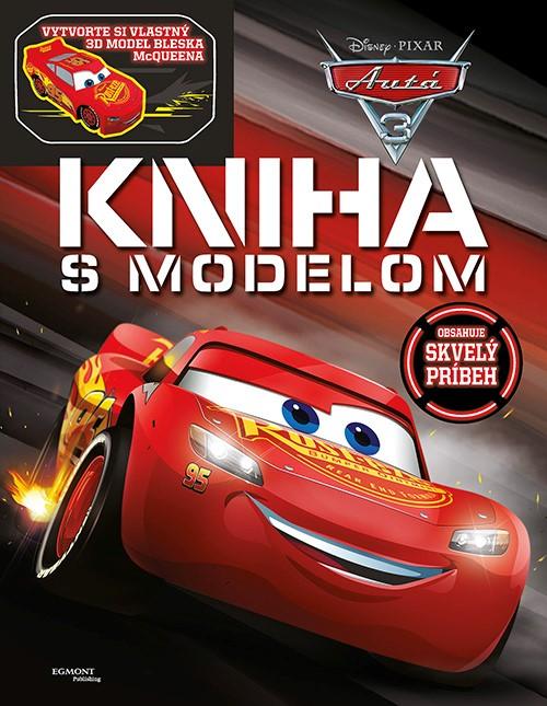 Autá 3 - Kniha s modelom - kolektív autorov