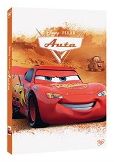 Auta DVD - Edice Pixar New Line