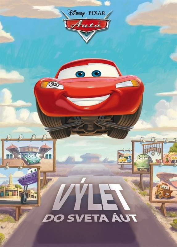 Autá - Výlet do sveta áut - Pixar