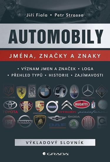 Automobily - Jména, značky a znaky - Kolektív autorov