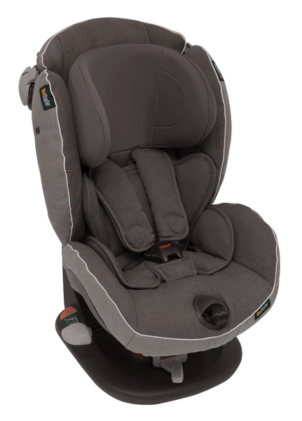 BESAFE - Autosedačka 9-18 kg iZi Comfort X3 - Metallic Mélange 02