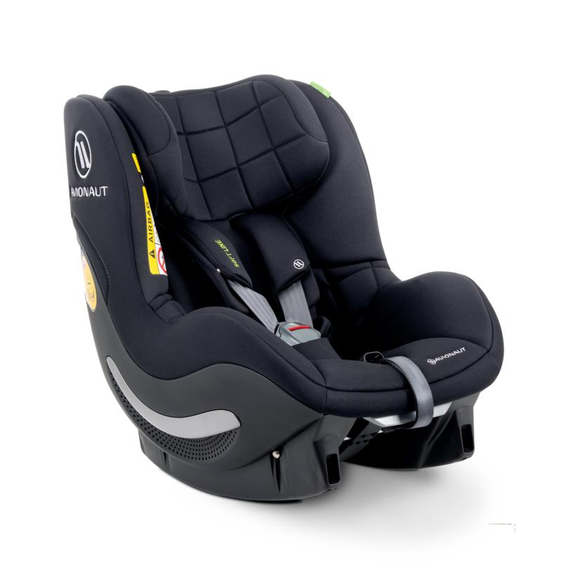 AVIONAUT - Autosedačka AEROFIX (67-105cm) 2020 čierna