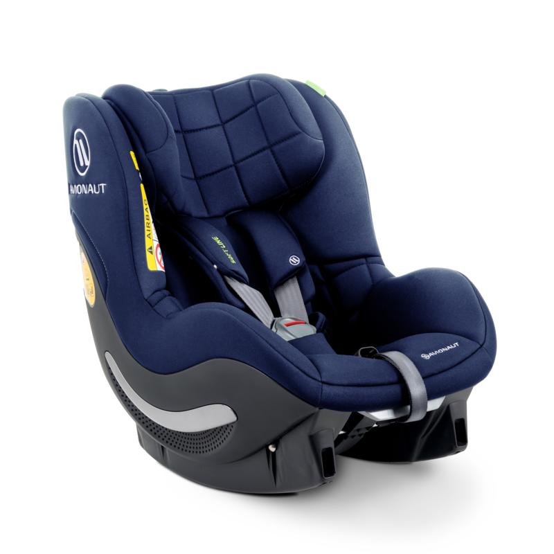 AVIONAUT - Autosedačka AEROFIX (67-105cm) 2020 modrá