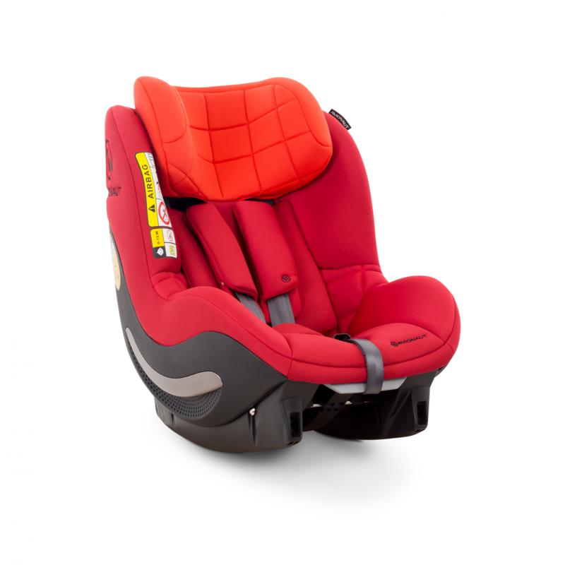 AVIONAUT - Autosedačka AEROFIX RWF (67-105cm) 2019 červená