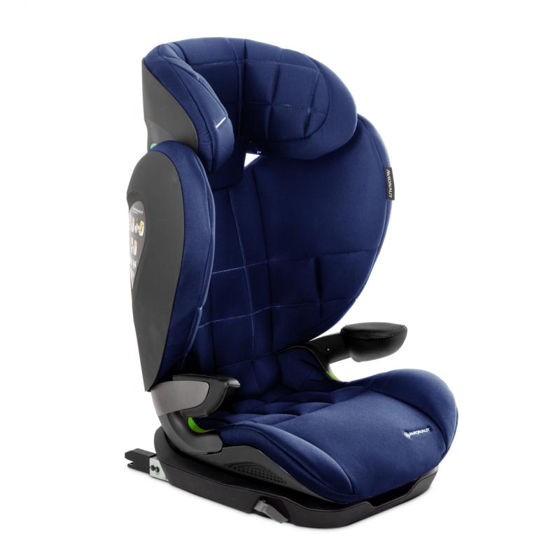 AVIONAUT - Autosedačka MAX SPACE ISOFIX 15-36 kg/100-150 cm modrá