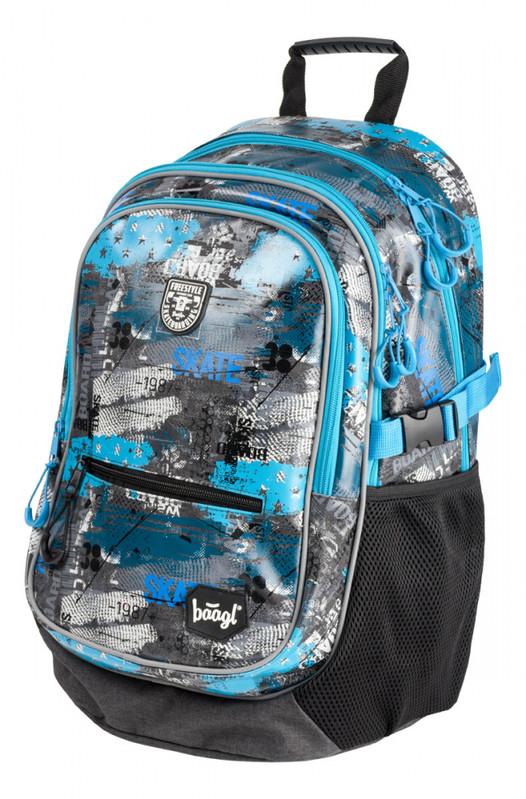 BAAGL - Školský batoh Freestyle