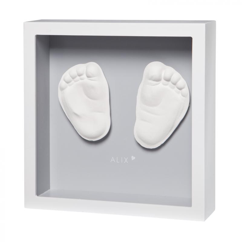 BABY ART - My Little Steps Grey