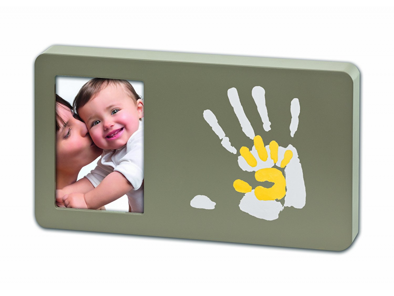 BABY ART - Rámček Duo Paint Print Frame Taupe