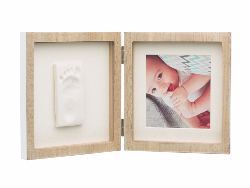 BABY ART - Square Frame Wooden