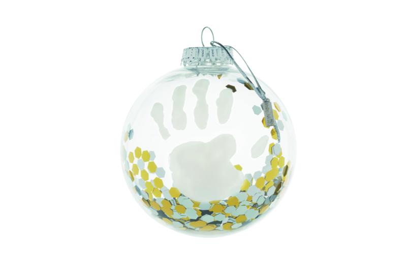 BABY ART - Vianočná guľa My Christmas Fairy Transparent