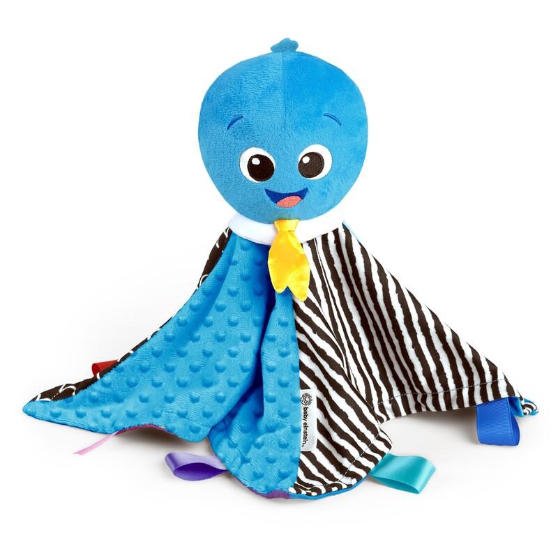 BABY EINSTEIN - Dečka hudobná maznacia Look Sea Listen™ chobotnička Opus 0m+