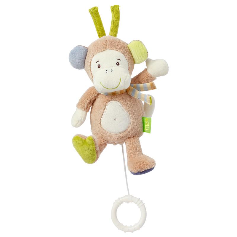 BABY FEHN - Monkey Donkey mini hracia opička