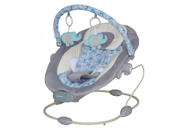 BABY MIX - Lehátko pre dojčatá s vibráciou a hudbou