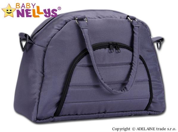 BABY NELLYS - Taška na kočík ® ADELA LUX - grafit