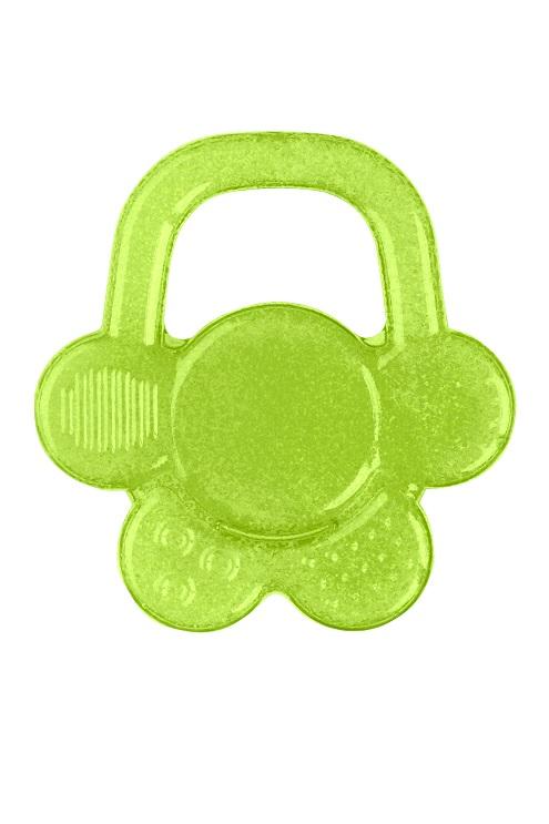 BABY ONO - Hryzačka chladiaca kvet - zelená