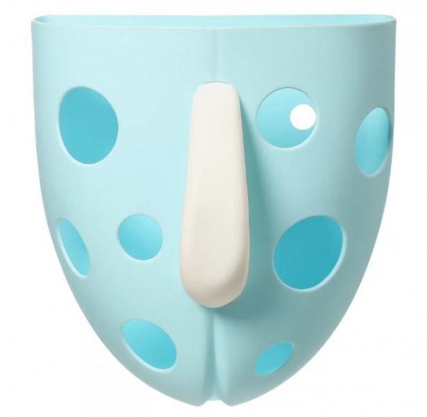 BABYONO - Box, nádobka na hračky do vody - modrá