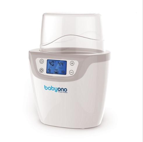 BABYONO - Ohrievač a sterilizátor digitálny 2v1