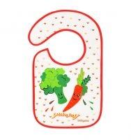BABYONO - Podbradník Flavor Explorer - zelenina