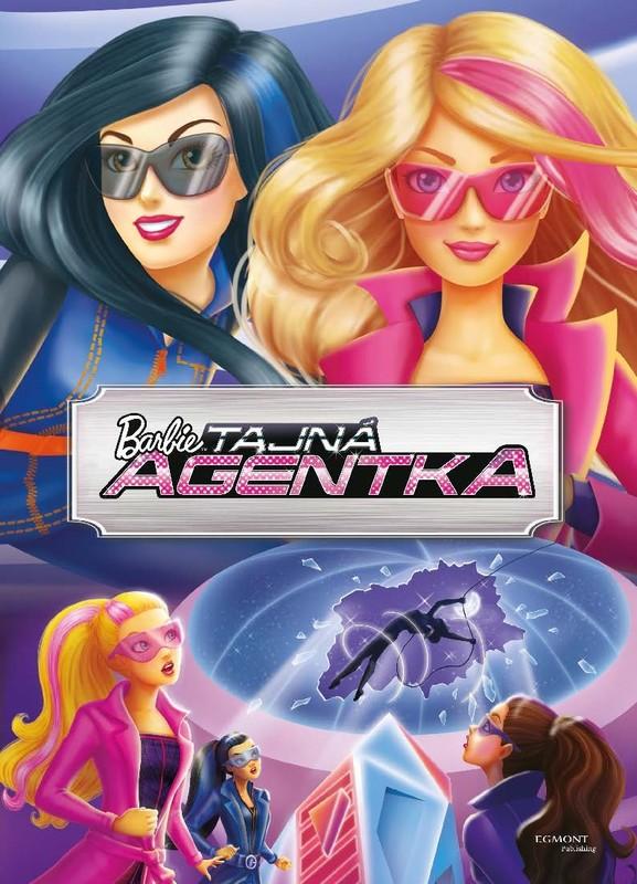 Barbie - Tajná agentka - Mattel