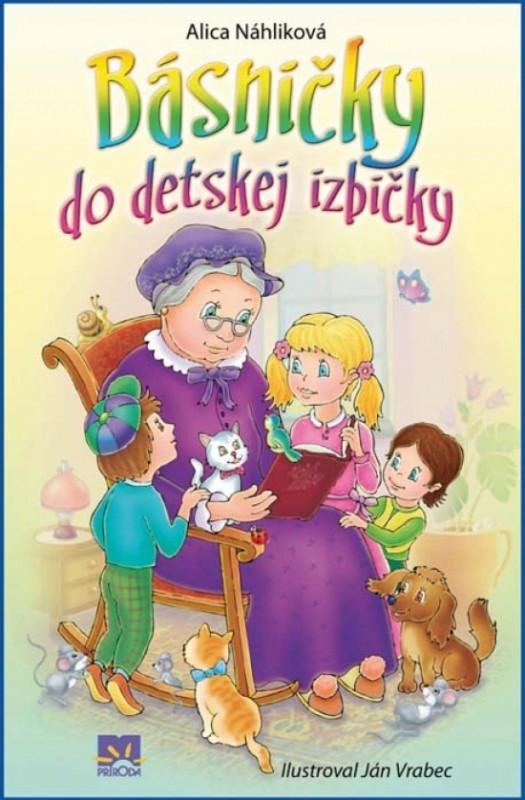 Básničky do detskej izbičky - 2. vydanie - Náhliková Alica