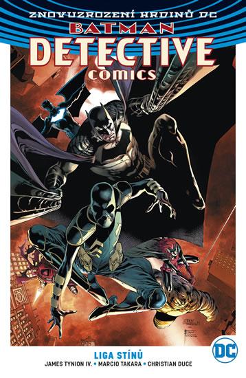 Batman Detective Comics 3 - Liga stínů - James Tynion IV.