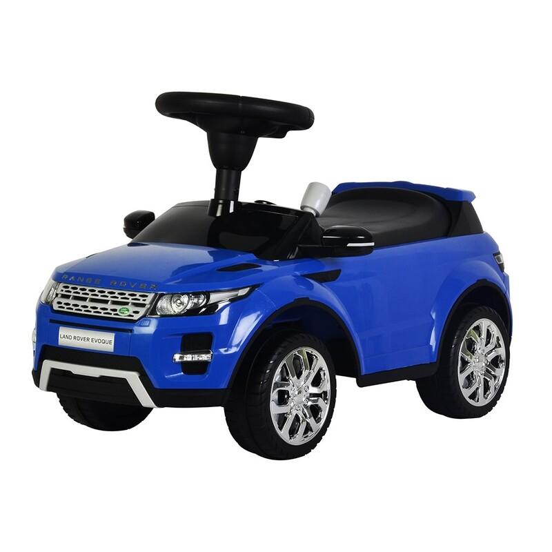 BAYO - Detské odrážadlo Range Rover Evoque blue