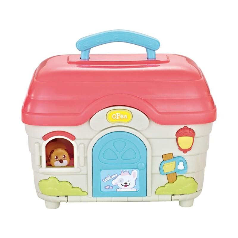 BAYO - Interaktívna hračka domček pre zvieratka