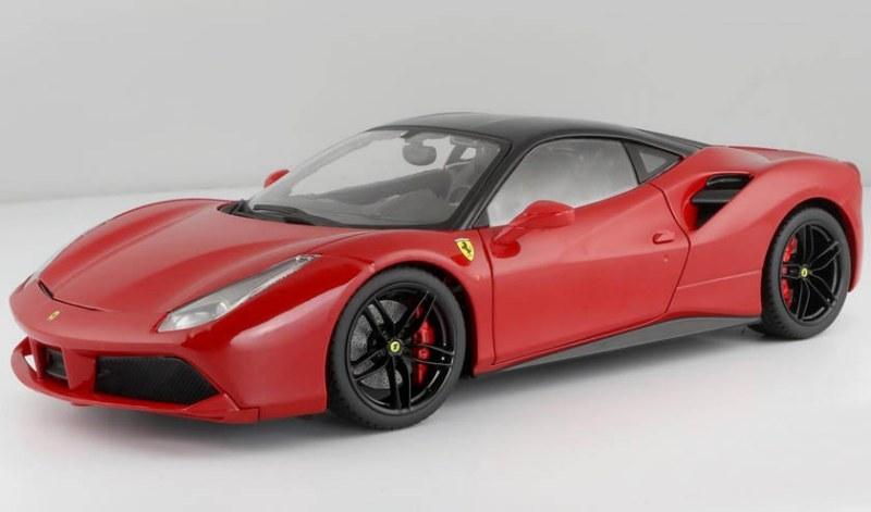 BBURAGO - 1:18 Ferrari Signature 488 GTB