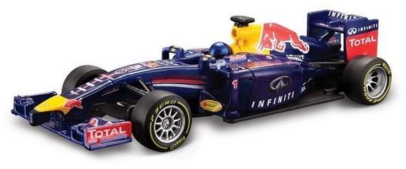 BBURAGO - 1:32 F1 Red Bull Racing 2014 RB10 Daniel Ricciardo No.3